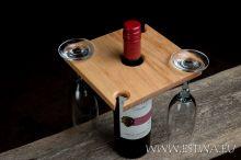 Wine botteler holder K146